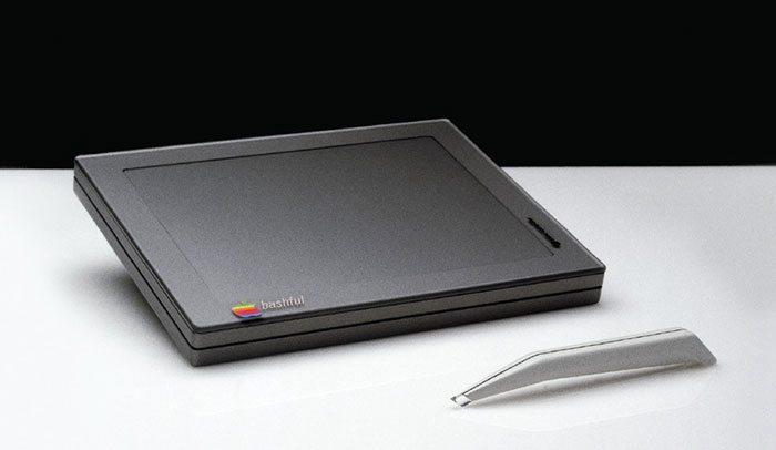 Apple bashful tablet 1983