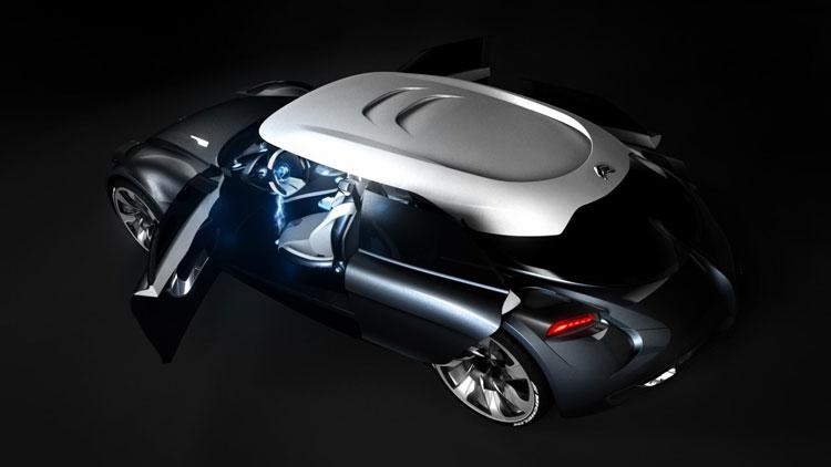 Citroën DS concept