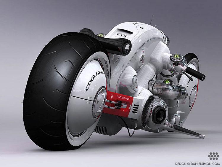 Cosmic Motors Detonator 3d