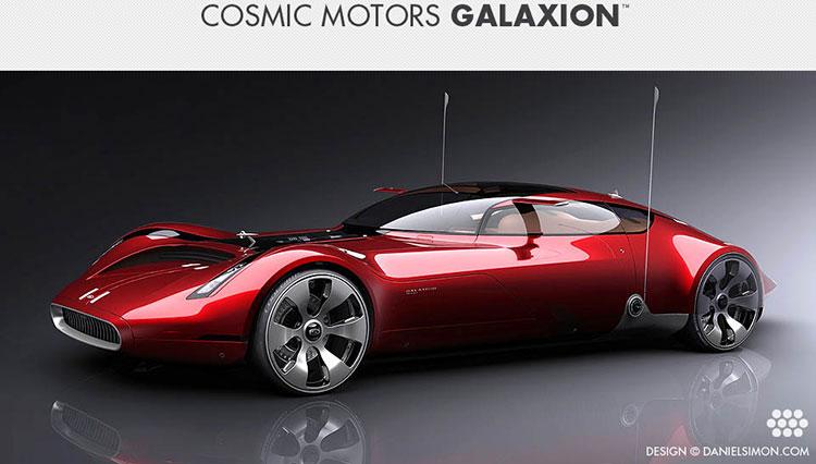 Cosmic Motors Galaxion 3d