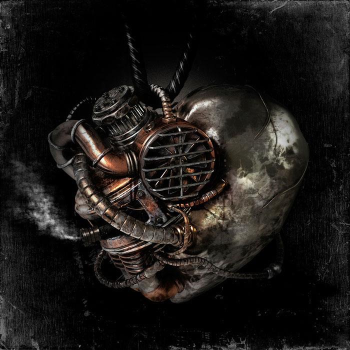 Diesel-heart-Dmitriy-Filippov, steampunk, diesel punk, cool-3d-concepts