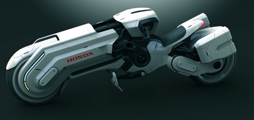 cool-3d-concepts-Honda-Chopper, pete-norris