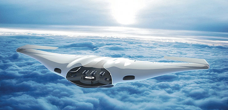 Horizon System - future of transportation cool-3d-concept hybrid, train, plane.