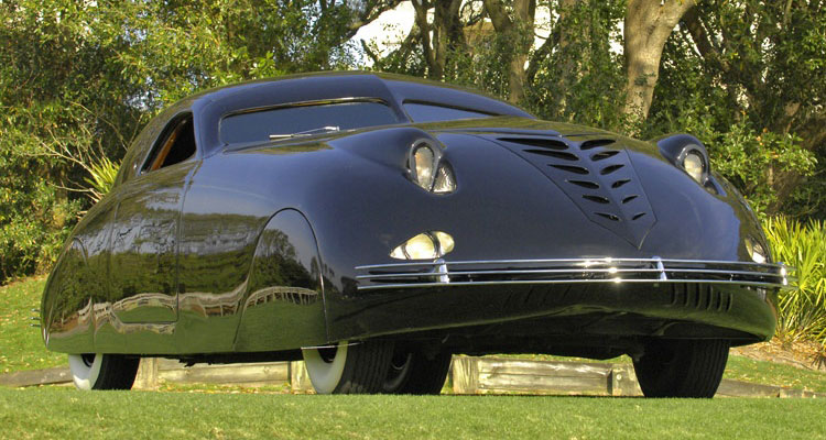Phantom Corsair 1938, Photo