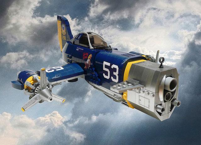 Cool Lego 3d concepts