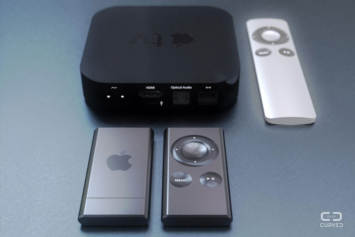 Apple TV Air cool 3d concepts