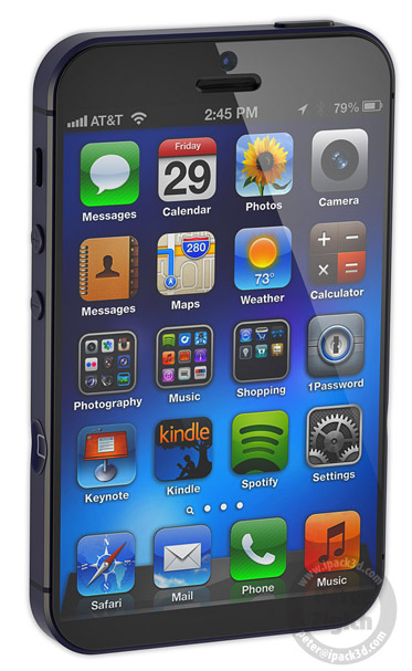 iPhone 6 Mini – screen is same size as iPhone 4 