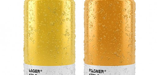 Pantone beer Cans is concept packaging for beer bottles and cans that match the colour of the beer to its corresponding Pantone colour.