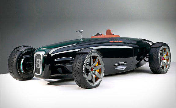 entley Barnato Roadster concept by Ben Knapp Voith. It is interpretation what the Bentley Boys from 1920s would drive today.
