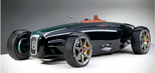 bentley Barnato Roadster concept by Ben Knapp Voith. It is interpretation what the Bentley Boys from 1920s would drive today.