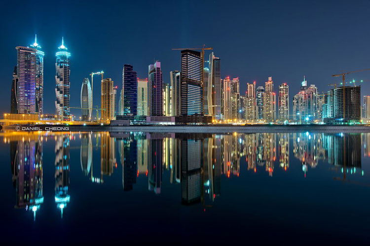 Great HDR cityscapes by Daniel Cheong