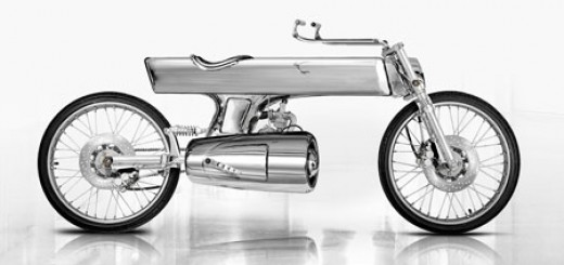 Bandit9 Motorcycle Concept L•Concept is minimalistic perfection from the Chinese custom bike manufacturer. gorgeous, sleek, sculpture of a bike.