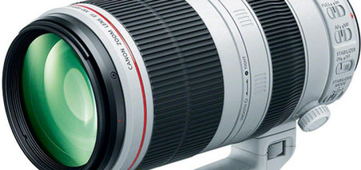 Canon EF 100-400mm f/4.5-5.6L IS II USM lens delivers a superb combination of cutting edge performance. For just $2200, Mark II works with 1.4x and 2x extenders.