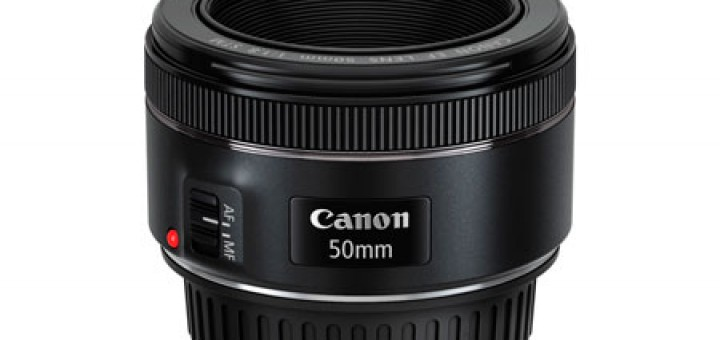 Canon EF 50mm f/1.8 STM is the New 'Nifty Fifty'. Very affordable, and capable low light lens with STM motor, great for video and still shots.